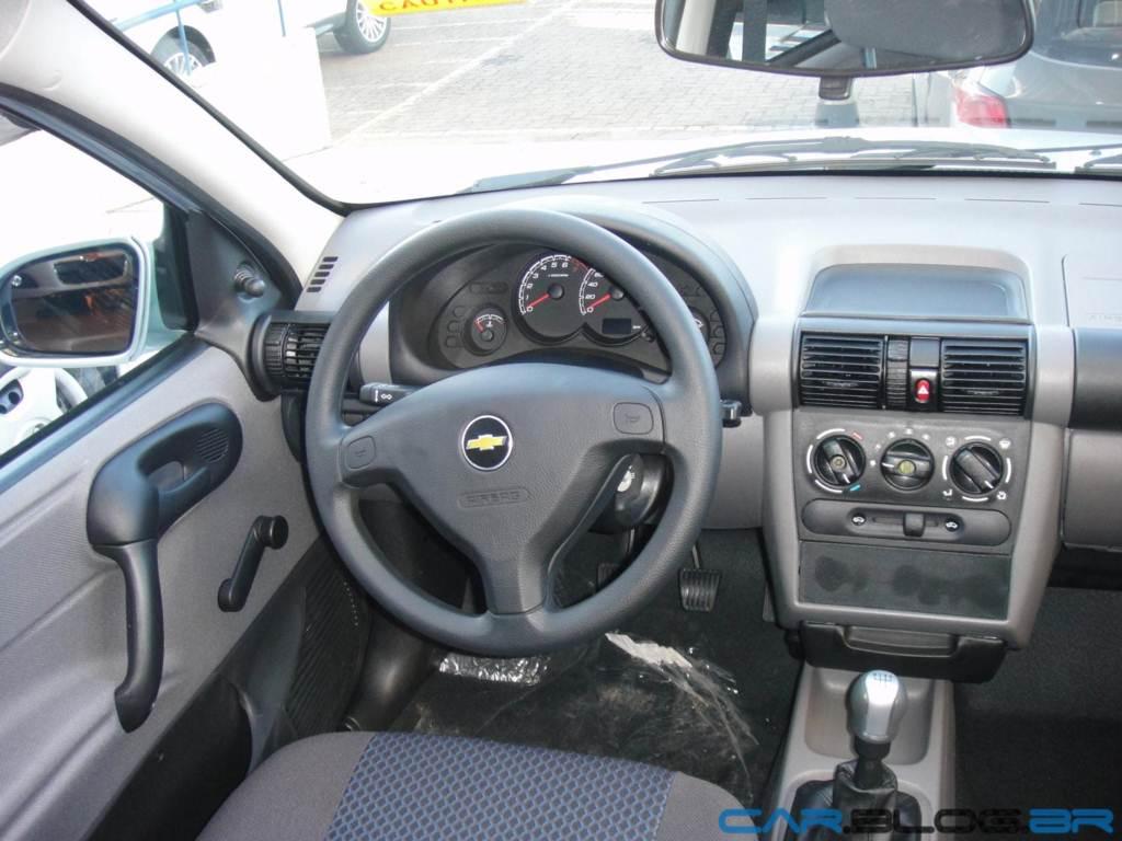 GM chama Classic 2013 para recall - problemas no airbag ...