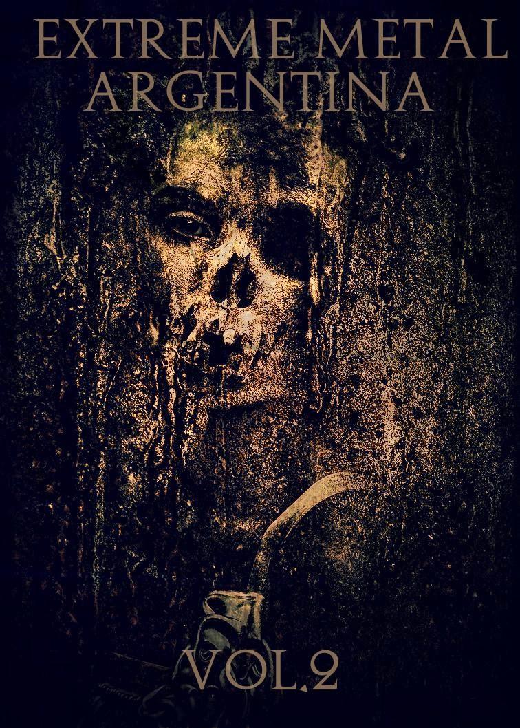 Metal Brutal Argentino Burden Rage The Little Things She Needs Malmo Black White Tsn0001342c0256 Hitam 38 19 Jun 2014