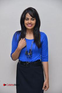 Actress Nandita Swetha Stills in Black Mini Skirt at Ekkadiki Potavu Chinnavada Movie Special Show  0008.JPG