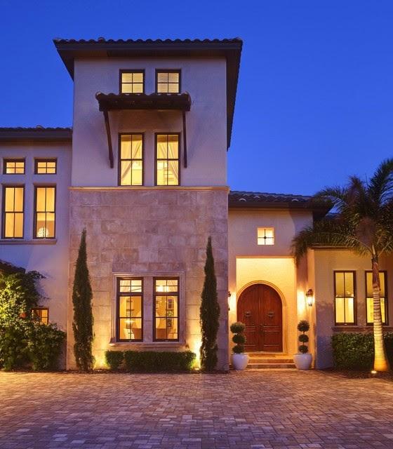 Front Elevation Modern Doors: Foundation Dezin & Decor...: Modern House