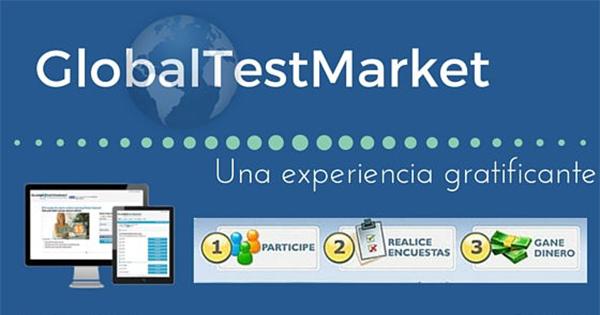 Global Test Market Erfahrung
