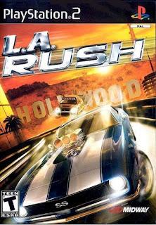 L.A. Rush (PS2) 2005