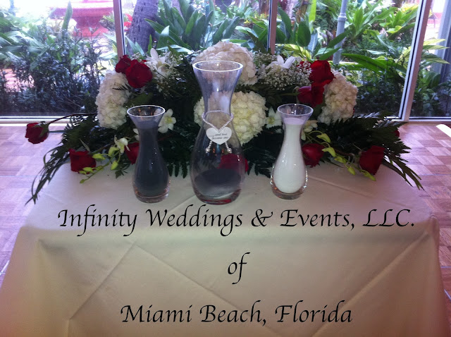 Infinity Weddings And Events, LLC. Miami Beach, FL.: The
