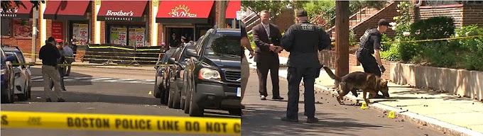 Un estudiante muerto y tres heridos cuando hombre  abrió fuego cerca de escuelas en Boston