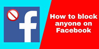 How to block anyone on Facebook