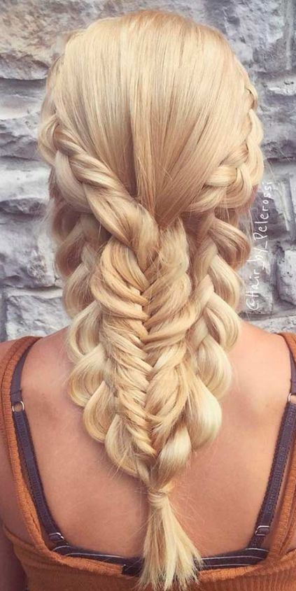 18 INCREDIBLY GORGEOUS PROM HAIR STYLES THAT WILL STEAL THE SHOW THIS YEAR