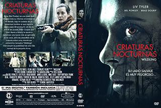 Wildling - Criaturas nocturnas - Cover DVD