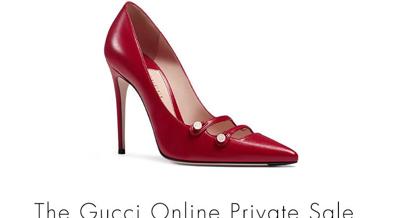 Gucci Private Sale >> Madison Avenue Spy Gucci Private Sale Online Now