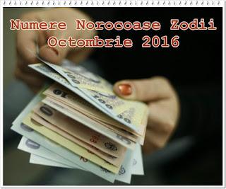 Horoscop Numere Norocoase  Octombrie 2016 Pesti Berbec