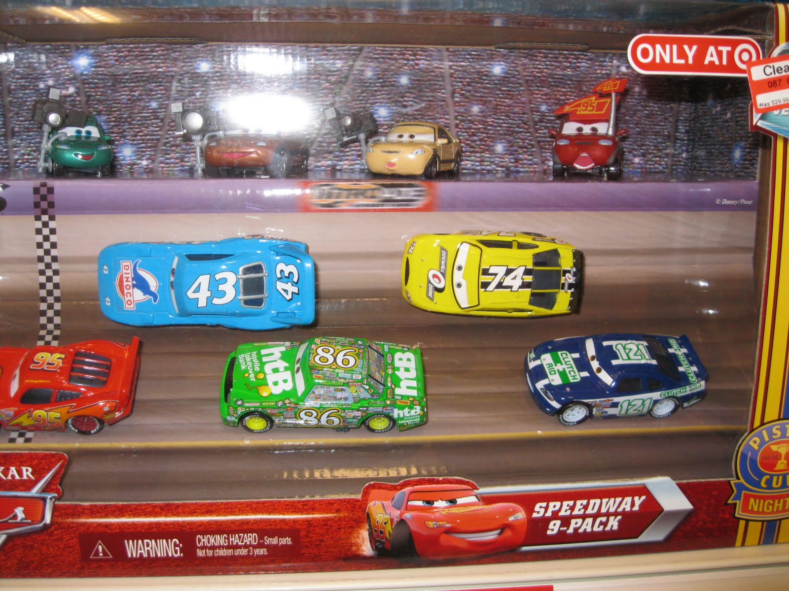 Target Toy Clearance Alert: Disney Cars, Nerf And More 30