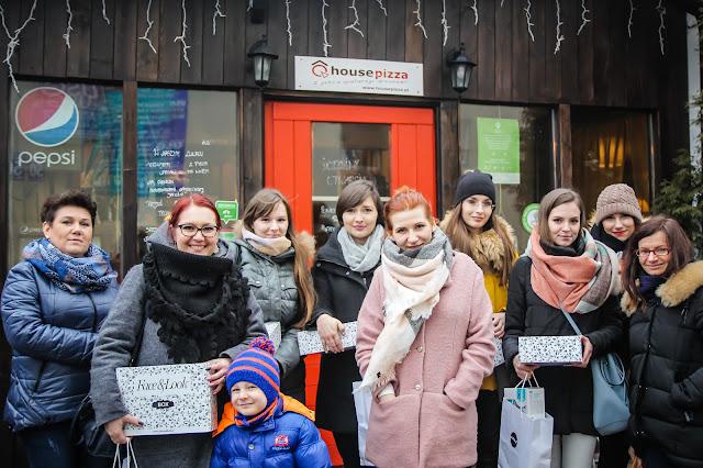 Spotkanie bloggerek w Krakowie - 4.02.2017 r. Relacja i upominki.