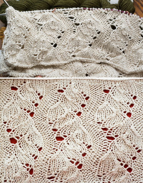 Chinese Lace - Free Pattern