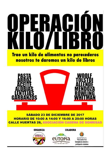http://www.asociacioncadenadesonrisas.es/events/operacion-kilo-libro-23-diciembre-2017/