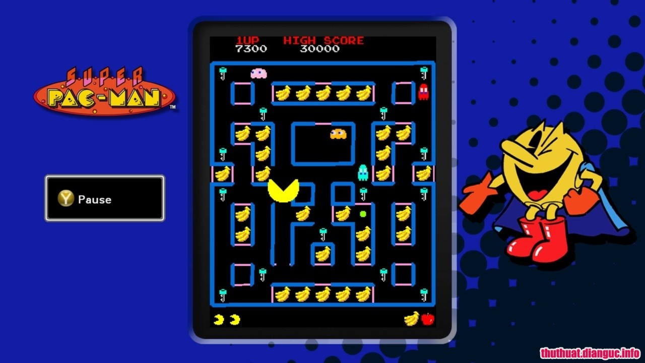 Download Game Pac-Man Museum RELOADED Fshare