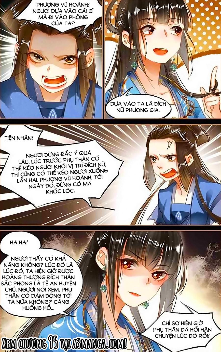 Thần Y Đích Nữ Chap 94 - Trang 8