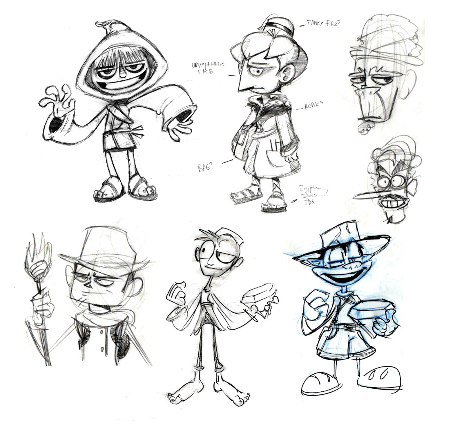 Carlos Ortega Art and Animation