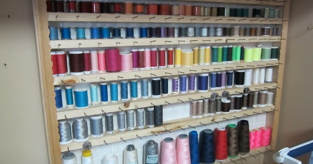Carole S Corner Of Crafts Craft How To Make A Thread Holder