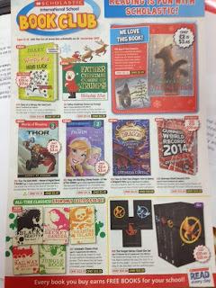 Scholastic book fair books online
