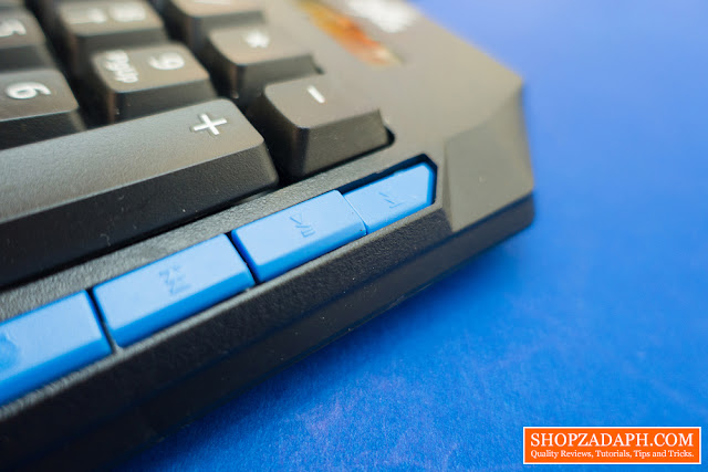 zeus mk 220 basic keyboard with ten multimedia function keys review