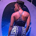 Unathi flexes her toned body, and damn, we're impressed!