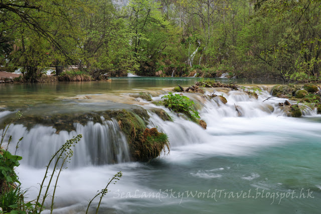 Plitvice Lakes National Park, Lower, 下湖, 克羅地亞, 十六湖