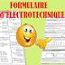 FORMULAIRE ÉLECTROTECHNIQUE