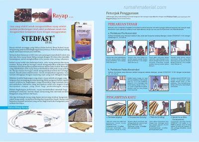 Anti Rayap STEDFAST 15 EC