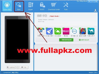 Cara Flash Sony Xperia C C2305 Via PC - Mengatasi Bootloop