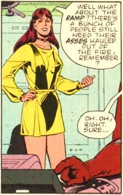She's Fantastic: The Watchmen - SILK SPECTRE II!