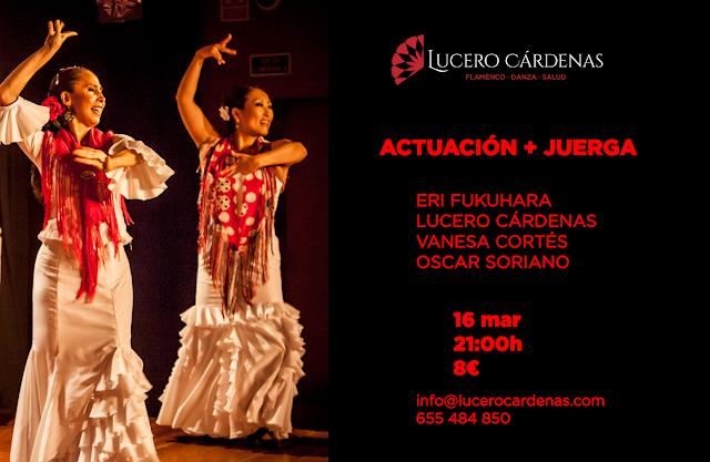 Actuación Flamenco en Barcelona