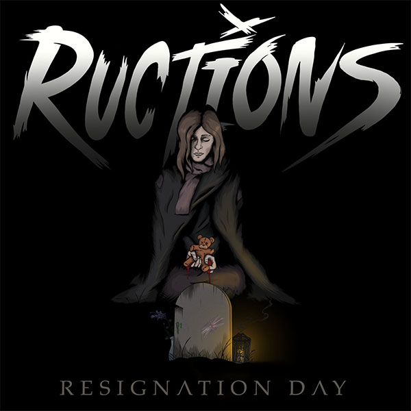 """Ructions stream new song """"Resignation Day"""""""