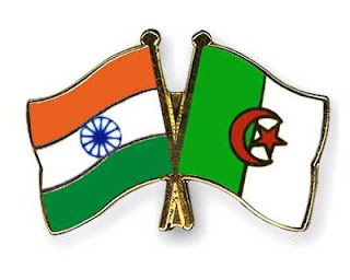 India and Algeria Signed MoU