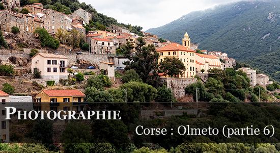 Synoptic Productions : Olmeto (Corse)