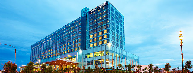 Four Points Sheraton Hotel Kuching