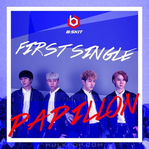 B:SKIT – Papillon – EP