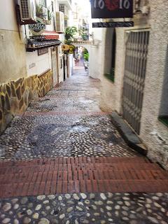Benidorm-Casco Antigüo-Gatos-Calle-Centro-Veraneo