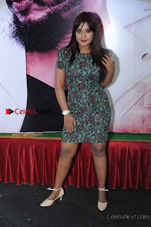 Kannada Actress Soujanya Stills in Short Dress at Nanobbne Olleyavnu Movie Audio Release  0007.jpg