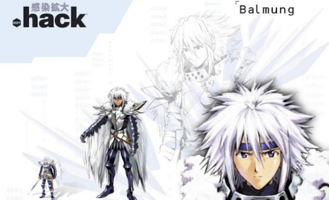 Balmung [ .Hack // SIGN ] - Karakter Player Anime Dalam Dunia Game Terkuat