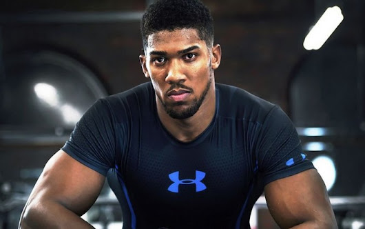 Anthony Joshua To Visit Nigeria On A 3-Day Tour