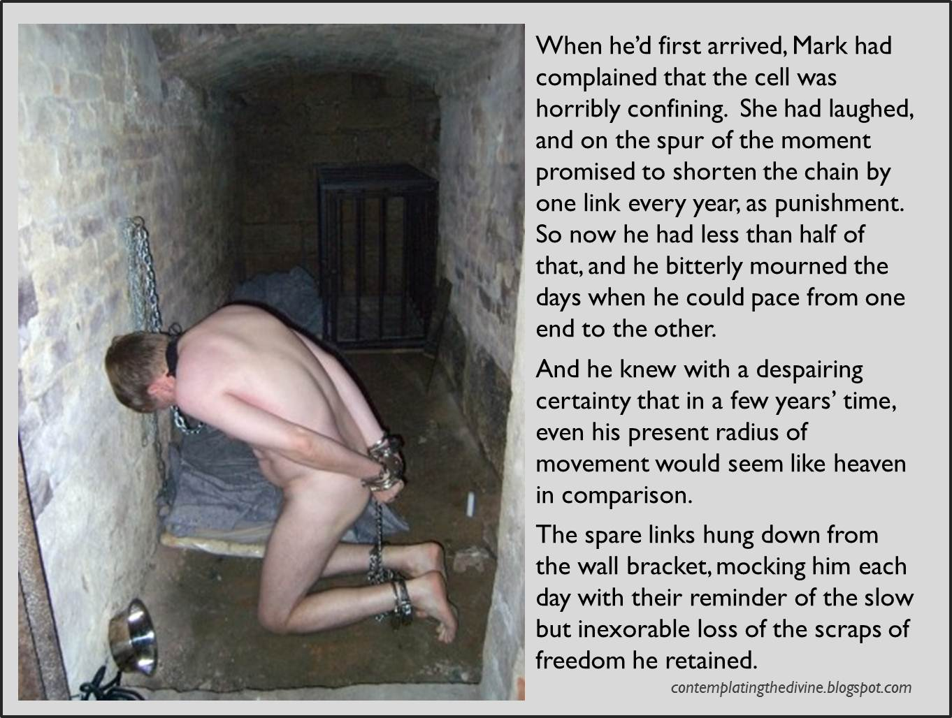 Femdom male bondage first time if you039re 5