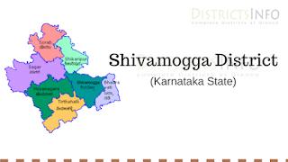 Shivamogga district