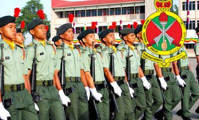 Permohonan MTD 2020-2021 Online Maktab Tentera DiRaja