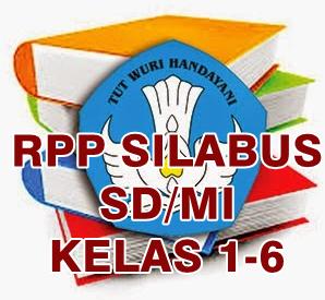 RPP Silabus SD/MI