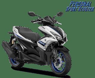 Yamaha Aerox R Terbaru 2018