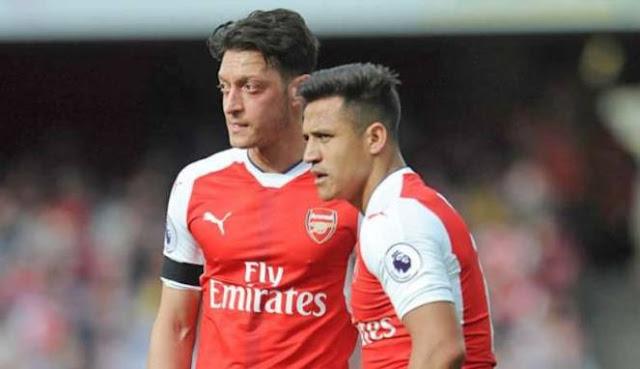 Sanchez Minta Gaji Rp6,9 Miliar Per Pekan di Arsenal