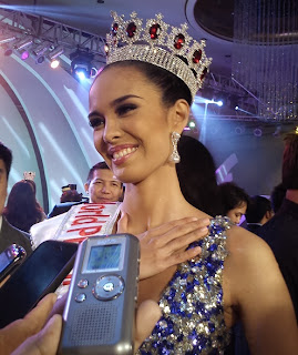 Megan Young Interview, Miss World 2013