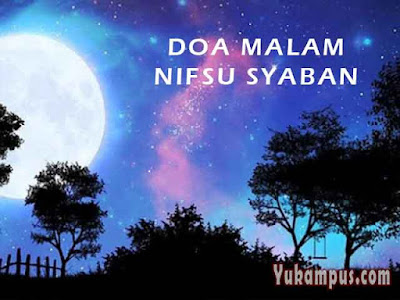 doa malam nifsu syaban