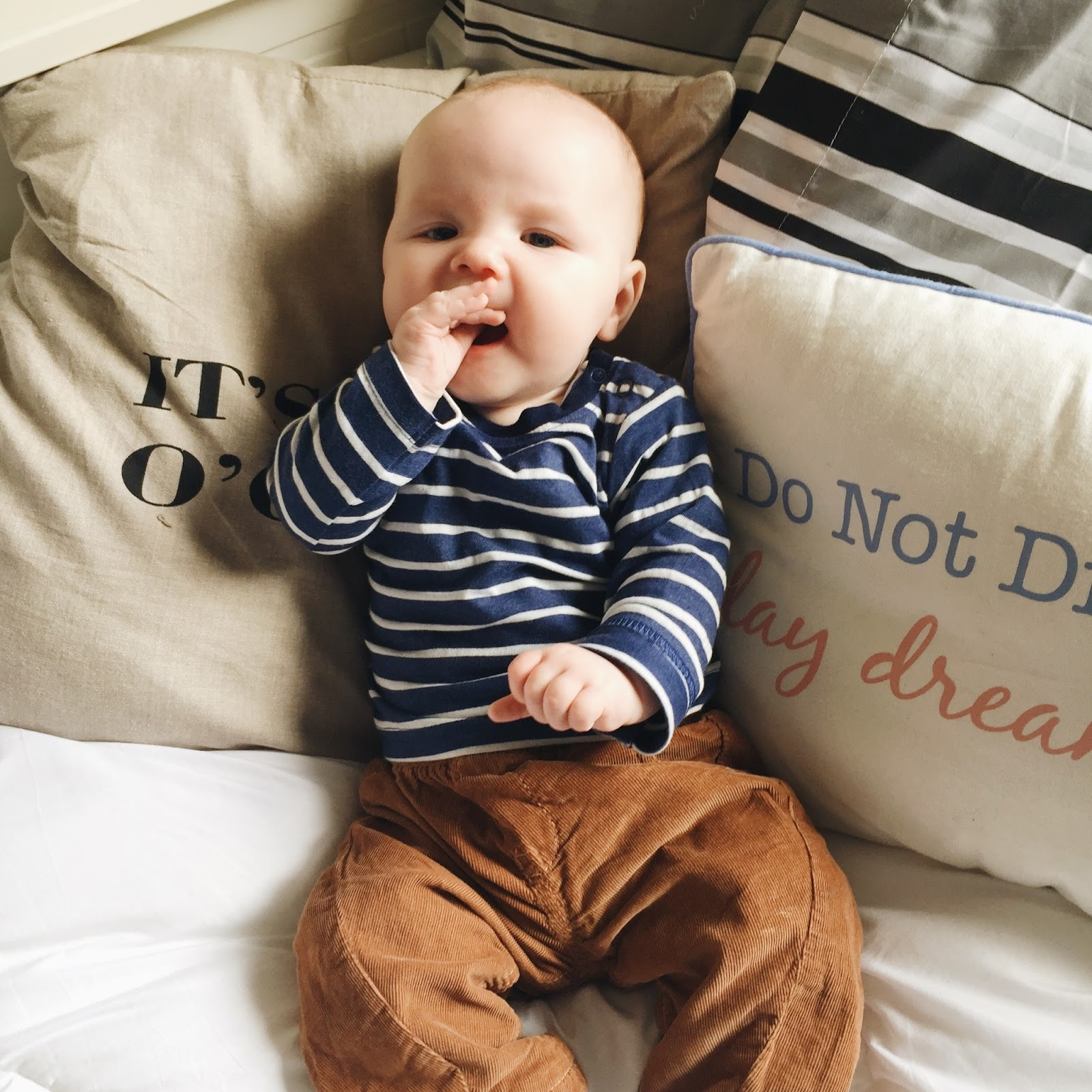 Tyler's 3 month update! | Love, Maisie