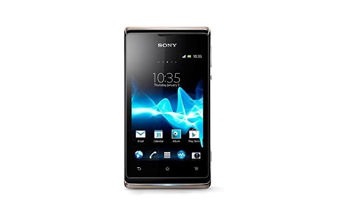 Cara Flashing Sony Xperia E Dual C1604 Bootloop / Mati total