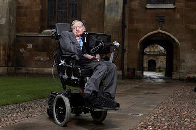 stephen hawkings  automatic wheel chair